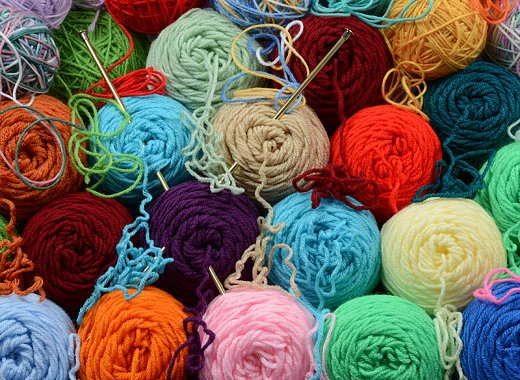 Adult Crocheting Class