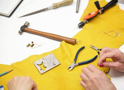 Teen DIY: Button Making