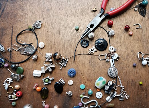 Ancestral Jewelry Making - w/Featured Artist Sasa Juste