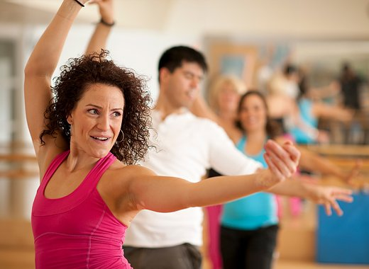 ZUMBA for Older Adults
