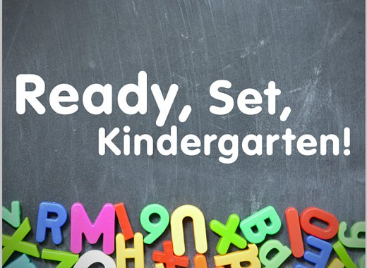 Afterschool Ready Set Kindergarten Series