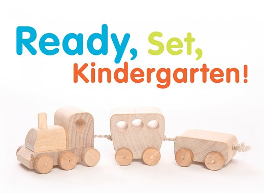 Ready, Set, Kindergarten!