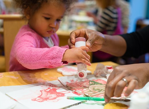 Kids Explore: Arts and Crafts