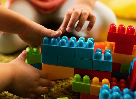 Build with Duplo