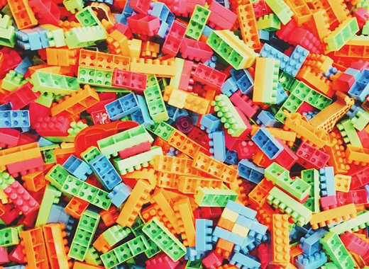 Build with LEGO: MAZES