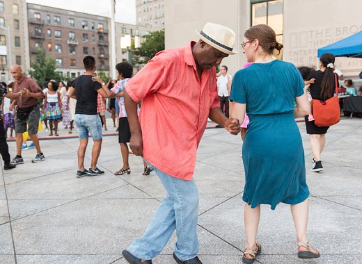Creative Aging: Let's Have Fun and Dance