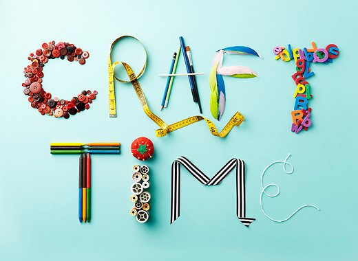 Kids Create: Arts & Crafts
