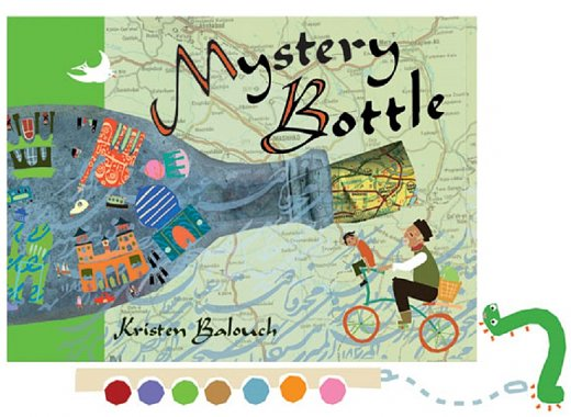 Author Reading and Activity: Mystery Bottle