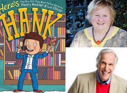 Celebrate Here's Hank with Henry Winkler & Lin Oliver