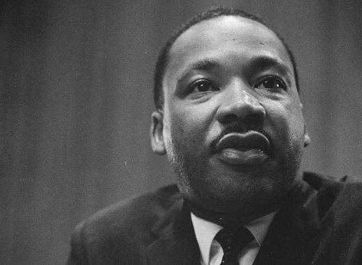 Martin Luther King's The Drum Major Instinct
