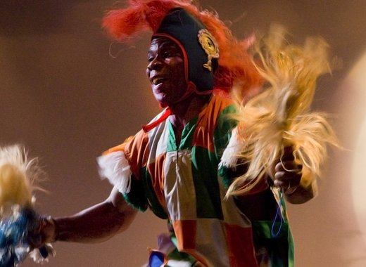 Kotchegna: Dance Traditions from Ivory Coast