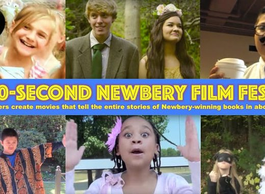 8th Annual 90-Second Newbery Film Festival