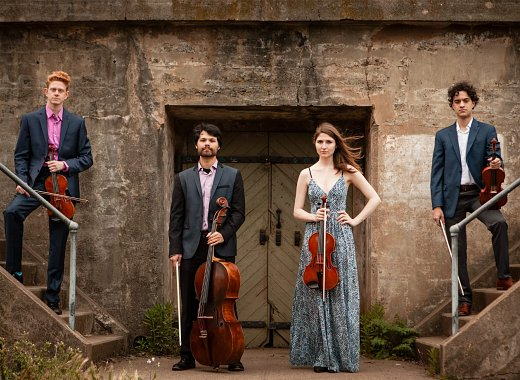 Classical Interludes: Friction Quartet