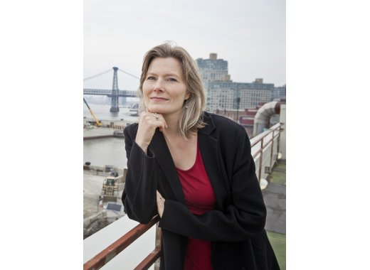 Jennifer Egan on Manhattan Beach