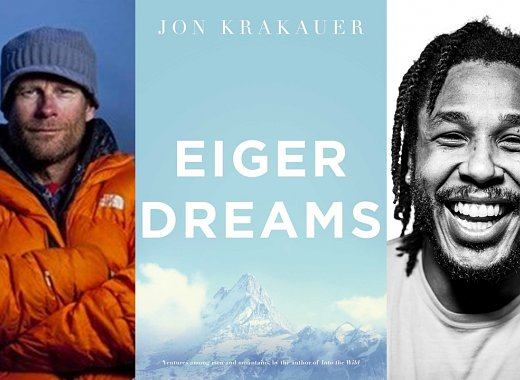 Climate Reads: Eiger Dreams with Conrad Anker and Dr. Fred Campbell