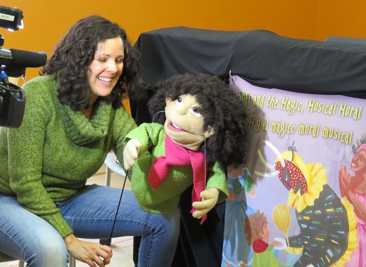 Events for Youth and Families: Sofi's Magical Adventure