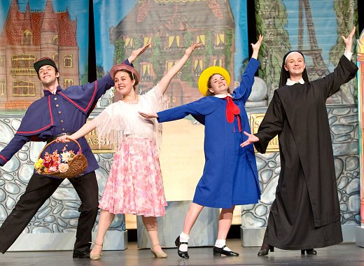 Events for Youth and Families: Madeline and the Bad Hat