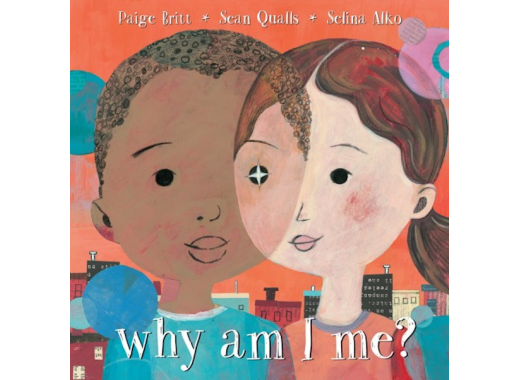 Meet the Author Readings and Workshops: Why Am I Me?