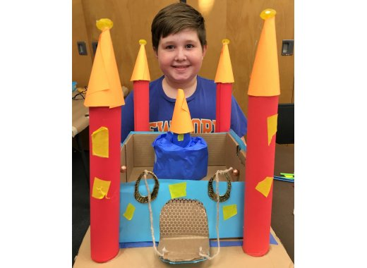 Summer Reading Kickoff: Storybook Castles by ArchForKids
