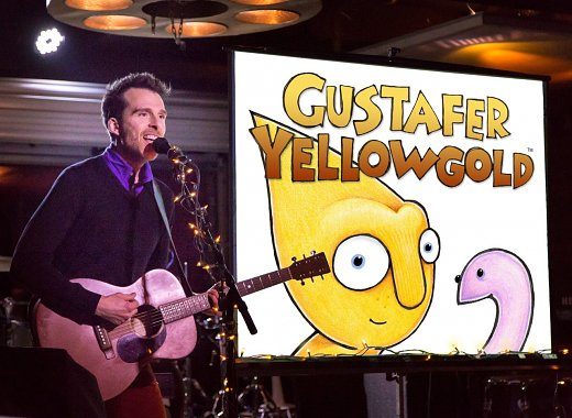 Stomp, Clap, and Sing with Gustafer Yellowgold