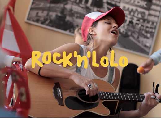 Summer Reading: Rock N Lolo - Learn Spanish through Music