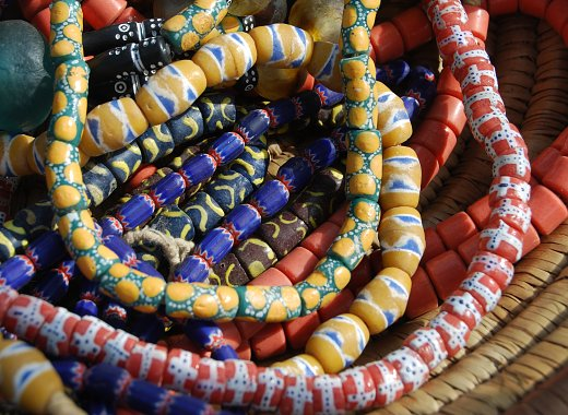 Summer Reading: African Jewelry Making