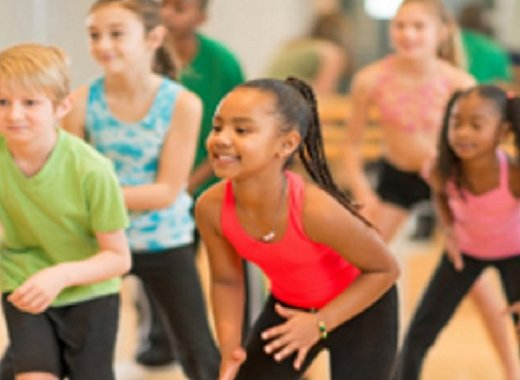 Summer Reading: Zumba for Kids
