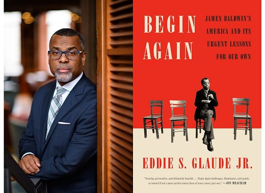 Eddie Glaude discusses James Baldwin and Begin Again