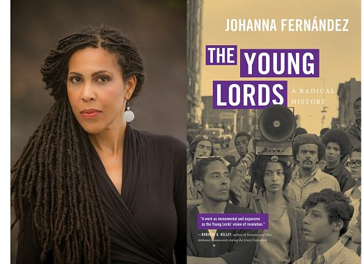 Johanna Fernández on The Young Lords