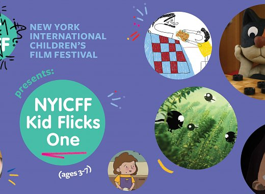 Events for Youth & Families: New York International Children's Film Festival: Kid Flicks One