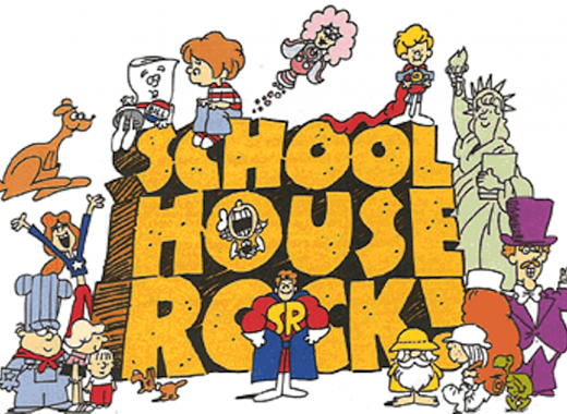 Events for Youth and Families: Schoolhouse Rock by Plaza Theatrical Productions