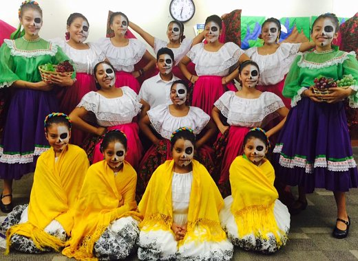Events for Youth and Families: Calpulli Community Celebrates Dia de Muertos (Day of the Dead)