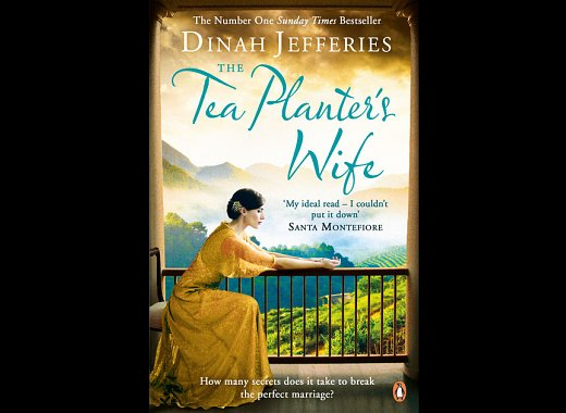 Book Discussion: The Tea Planter's Wife by Dinah Jeffries