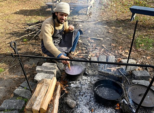 Colonial Cooking with the Wyckoff House Museum