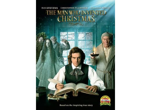 Movies @ the Library: The Man Who Invented Christmas (PG)