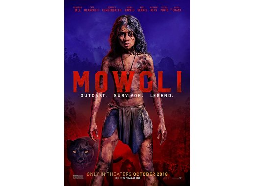 Movies @ the Library: Mowgli