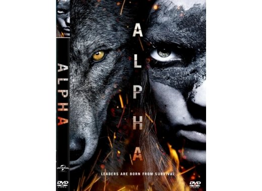 Movies @ the Library: Alpha (PG-13)