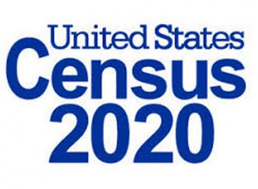 2020 Census Info tabling