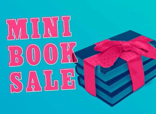 Mini-Book Sale