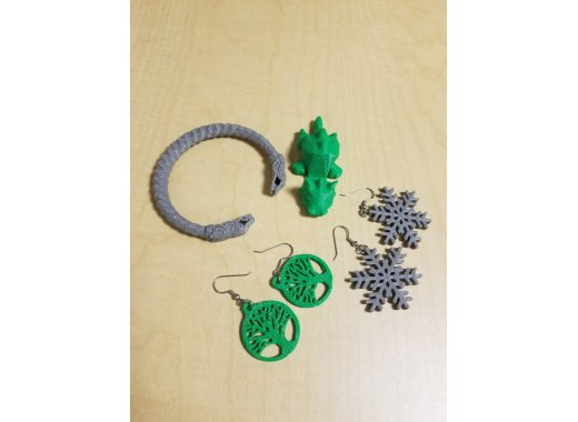 Teen Tech Time: 3D Design with Tinkercad