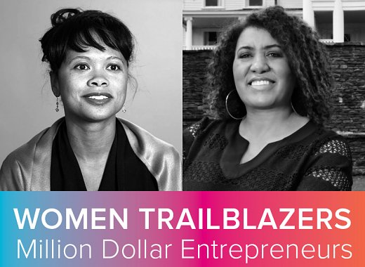 Women Trailblazers: Million Dollar Entrepreneurs
