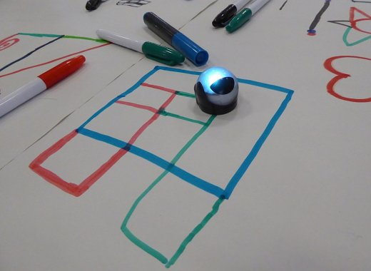 Kids Tech Time: Ozobots