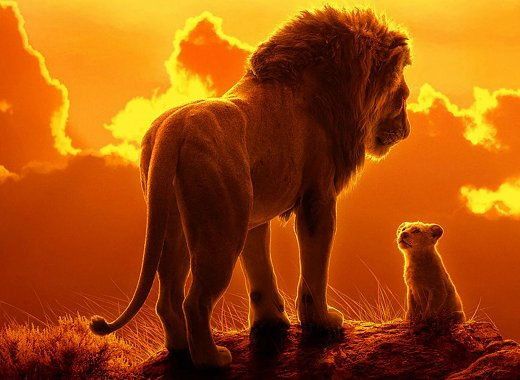 Movies @ the Library: Lion King 2019