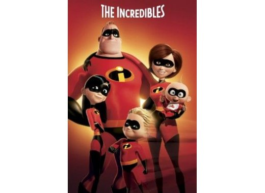 Family Movie: Incredibles