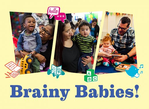 Virtual  East New York and Kings Highway Brainy Babies