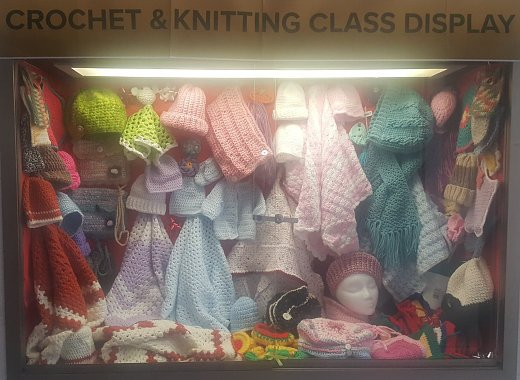 Free Crochet Class for Beginners