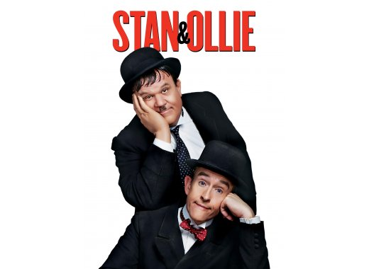 Movies @ the Library: Stan and Ollie