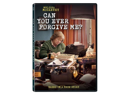 Movies @ the Library: Can You Ever Forgive Me (R)