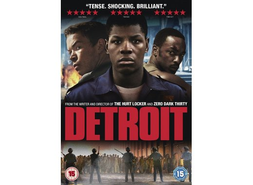 Movies @ the Library: Detroit (R)