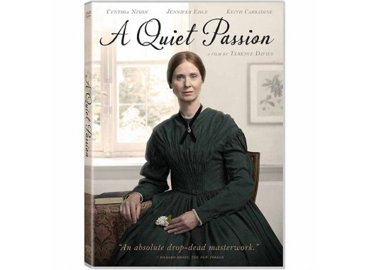 Movies @ the Library: A Quiet Passion